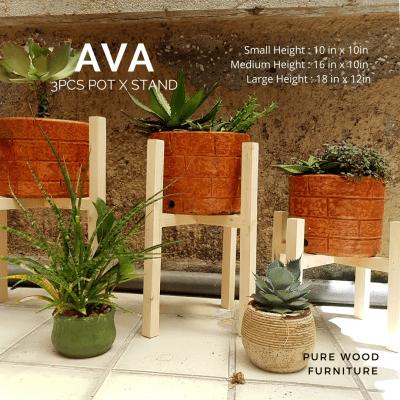 Ava Pot Stand
