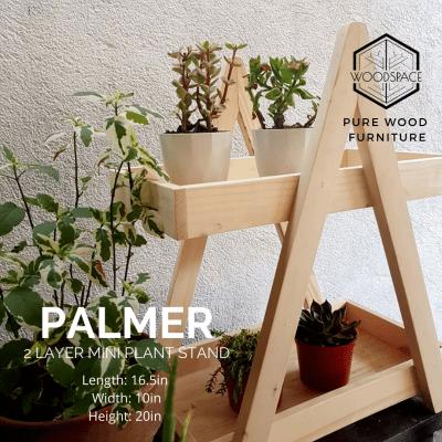 Palmer Mini Plant Stand – 2 Layer