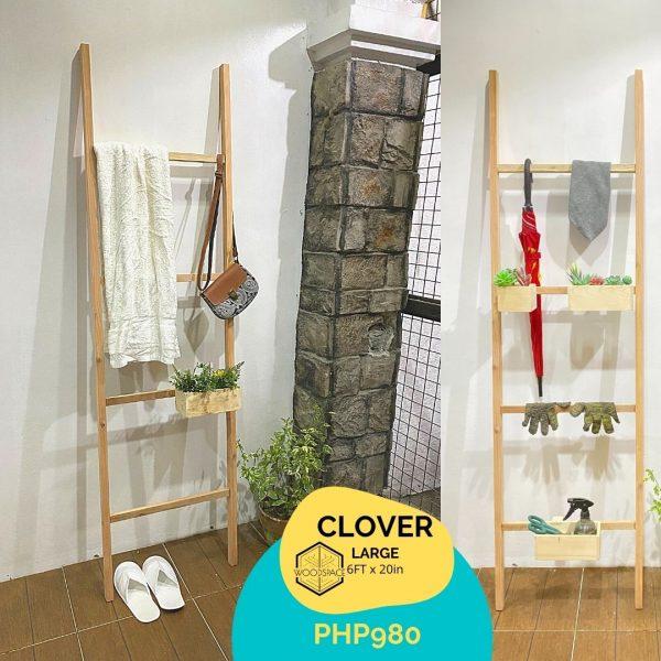 Clover Ladder Rack Large