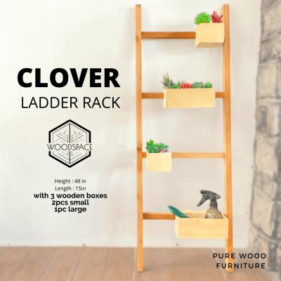Clover Ladder Rack
